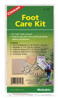 Coghlans Coghlans8043 Foot Care Kit