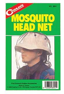 COGHLANS COGHLANS8941 MOSQUITO HEAD NET