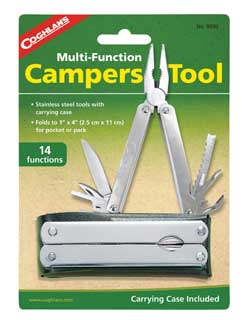 Coghlans Coghlans9690 Campers Tool