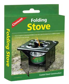 Coghlans Coghlans9957 CampHeat Emergency Folding Stove