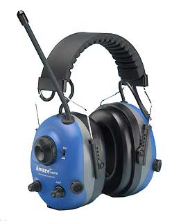 ELVEX COM-680 AWARE 22 NRR AM/FM HEADSET