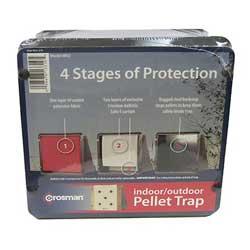 Crosman Crosman0852 Target Trap For Pellets/BBs Steel