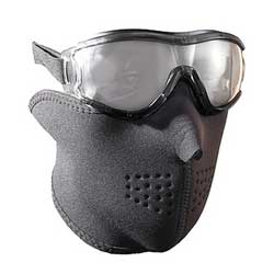 Crosman ASMG01 Airsoft Goggle/Neoprene Mask Kit