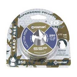 Crosman LF177SP SuperPoint Lead Free .177 Pellets