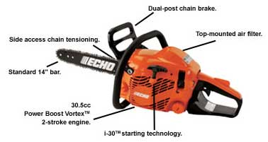 Echo CS-310 Chain Saw