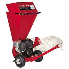 TROY-BILT CS4265 208cc CHIPPER-SHREDDER