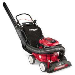 TROY-BILT CSV070 2-SPEED SELF-PROPELLED CHIPPER-SHREDDER-VAC