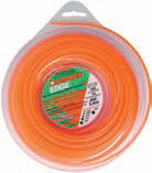 DESERT EXTRUSION DE105D1 DIAMOND EDGE TRIMMER LINE-.105-1 lb DONUT