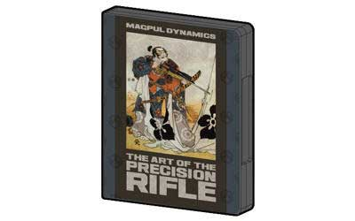 MAGPUL DYN008 ART OF PRECISION RIFLE 5 DVDS