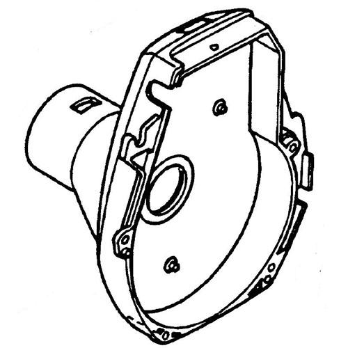 Echo 10150352131 Fan Cover Assembly