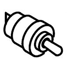 ECHO 16340038330 IGNITION SWITCH