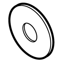 ECHO 17501439131 CLUTCH WASHER