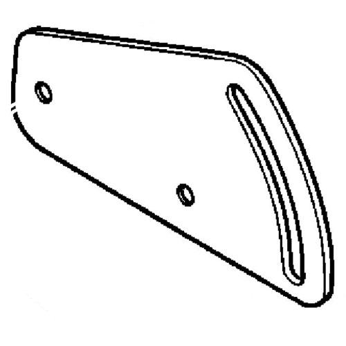 ECHO 30202955332 BRACKET, WHEEL