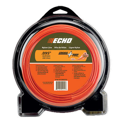 "Echo 306065051 1/2 Lb Donut - 0.065"" Crossfire Trimmer Line"