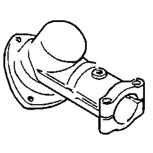 ECHO 61046027431 GEAR HOUSING