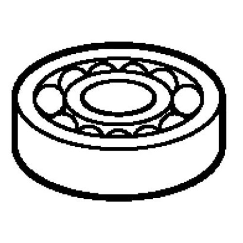 ECHO 90080836000 BALL BEARING