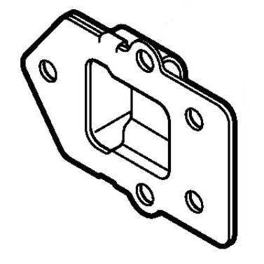 ECHO A313000600 EXHAUST GUIDE