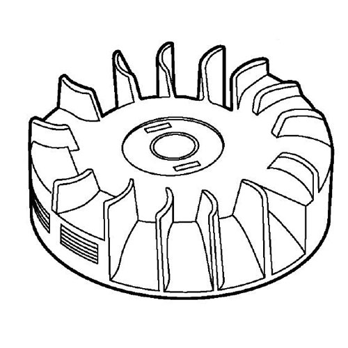 ECHO A409000150 FLYWHEEL