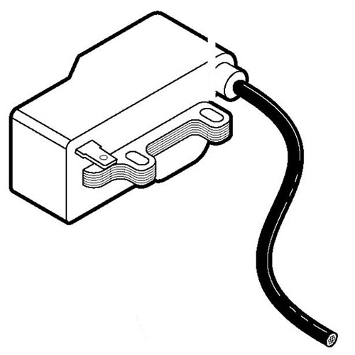 ECHO A411000220 IGNITION COIL