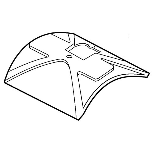 Echo C550000300 Blade Shield