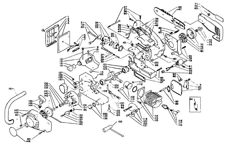 walker mower electric diagram