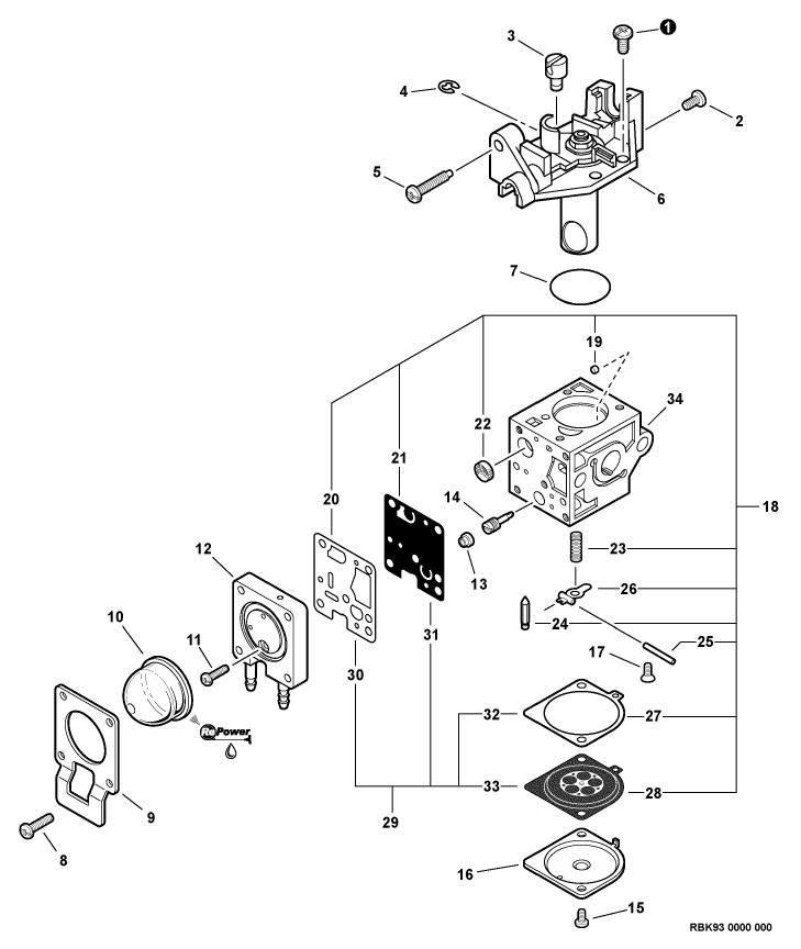 worx chainsaw diagram homelite chainsaw diagram