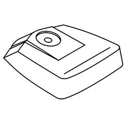 ECHO P021007151 CLEANER LID
