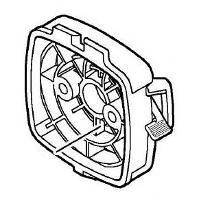 Echo P021012870 Air Cleaner Case Assembly
