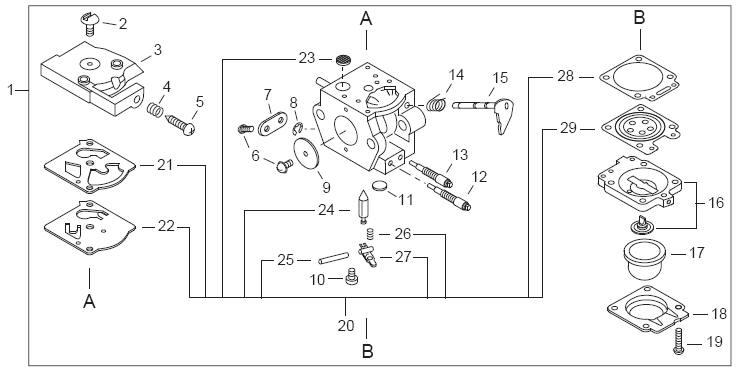 Zama c1q carburetor diagram carburetor gallery zama c1q carburetor diagram image ccuart Image collections