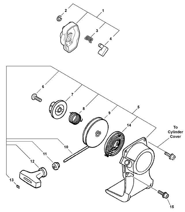 Echo Pe 200 Edger Parts Diagram Sn S83013001001 S83013999999