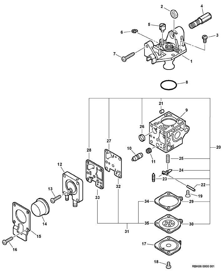 Echo Srm 230 Trimmer Parts Diagram Serial Number 05001001