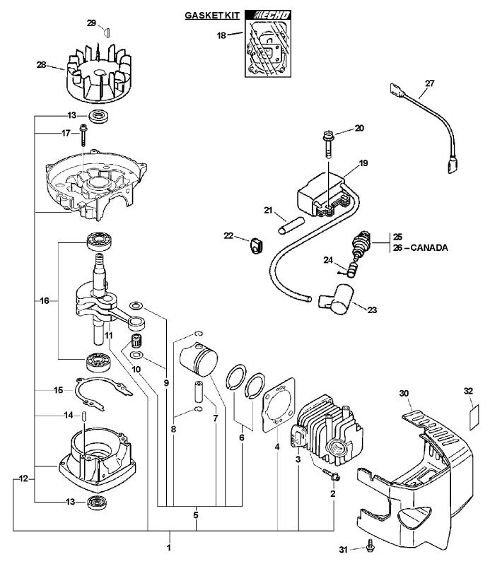 Fs80 Parts Diagram