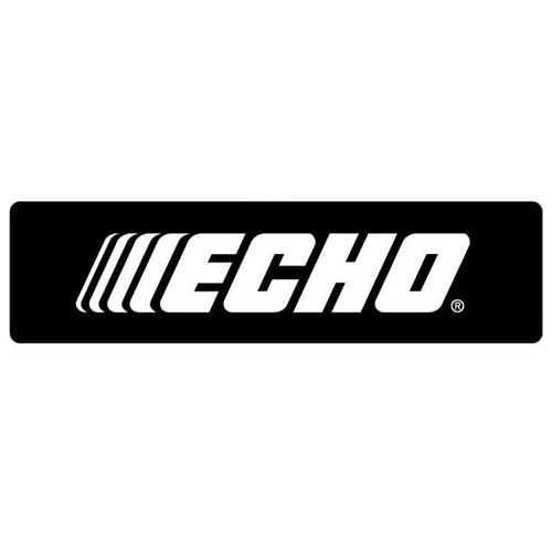 ECHO X502000680 MODEL LABEL