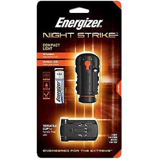 ENERGIZER ENSHL11L NIGHT STRIKE COMPACT LIGHT