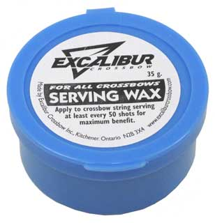 EXCALIBUR EXCALIBUR2009 SERVING WAX