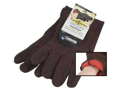 OREGON F16001 GLOVES, Cordova Cotton Jersey Lined