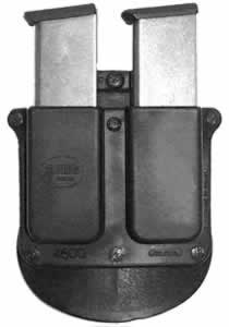 FOBUS FOBUS4500P DOUBLE MAG POUCH SNG STACK .45