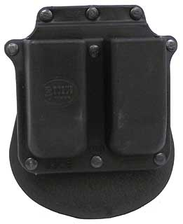 FOBUS FOBUS6909P DOUBLE MAG POUCH-PADDLE-RH