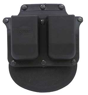 FOBUS FOBUS6936P DOUBLE MAG POUCH GLOCK 36