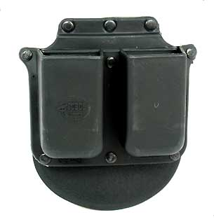 FOBUS FOBUS6945HP DOUBLE MAG POUCH H&K .45