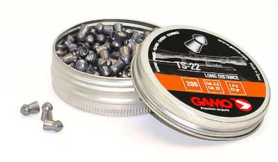 GAMO GAMO632176854 TS-22 PELLETS .22 CAL/BLISTER PK