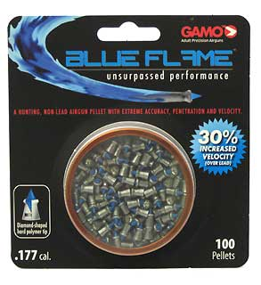GAMO GAMO632270254 BLUE FLAME .177 CAL -BLISTER PK
