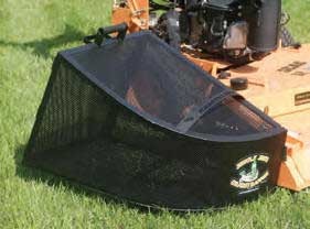 JUNGLE JIMS GT-4300 GRASS TRAPPER 4300