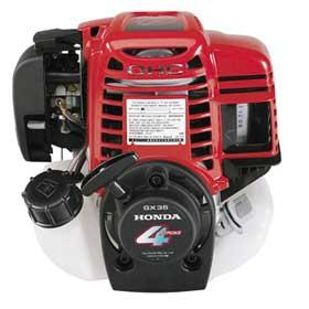 Honda GX35NTT3 35 Cc Engine Clutch Ready