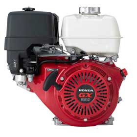 Honda GX390UT2QA2 Horizontal Engine