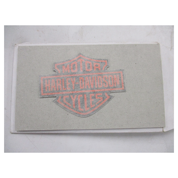 HARLEY DAVIDSON 61159-80A FUEL TANK DECAL