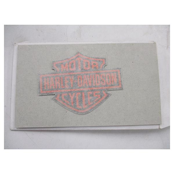 Harley Davidson 61159-80A Fuel Tank Decal