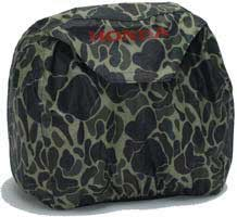 HONDA 08P58-ZS9-100G CAMOUFLAGE GENERATOR COVER