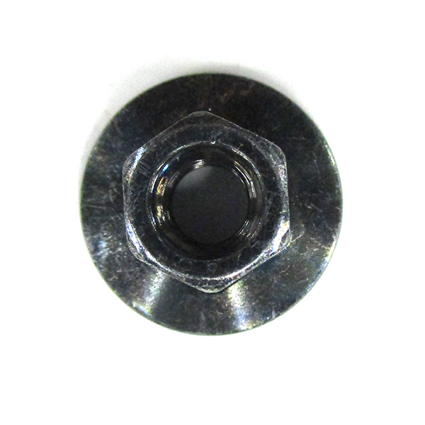 Honda 90201-ZM0-000 Flange Nut (6Mm)