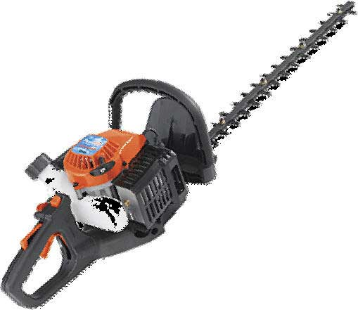 "TANAKA HTD-2522PFB 22"" DOUBLE SIDED HEDGE TRIMMER"